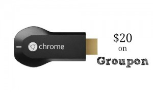 refurbished chromecast