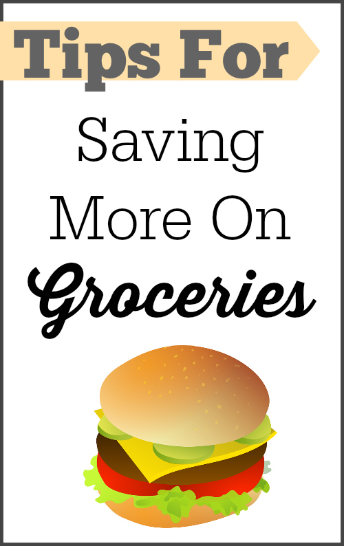 saving more on groceries