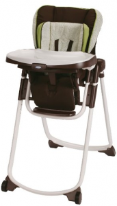 slim spaces high chair