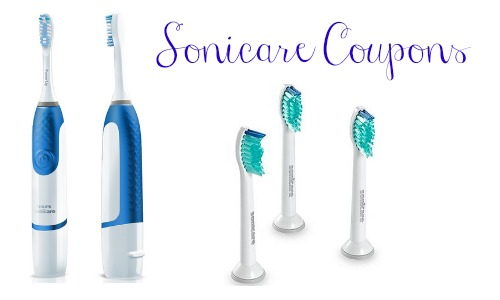 Sonicare brush heads coupon 2018