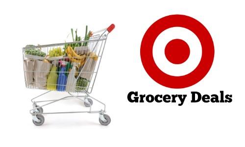 target grocery deals