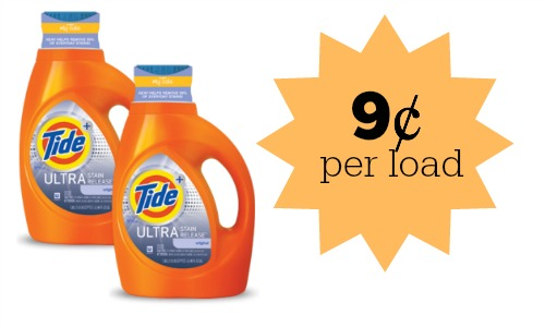 tide deal at target
