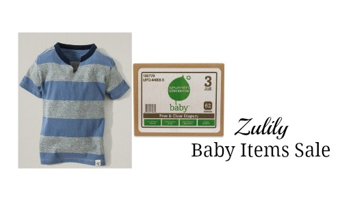 zulily baby