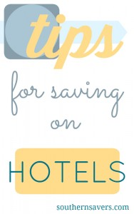 If you are making plans to travel this summer, check out my tips for saving on hotels!