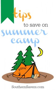 Tips to save money on summer camps.