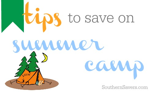 Tips to save on summer camp