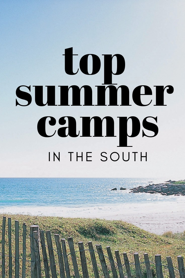There are lots of traditional camps available, but there are also some that meet specific interests like art, etc. Here are my top 10 summer camps for kids!