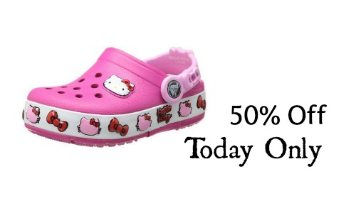 amazon crocs sale