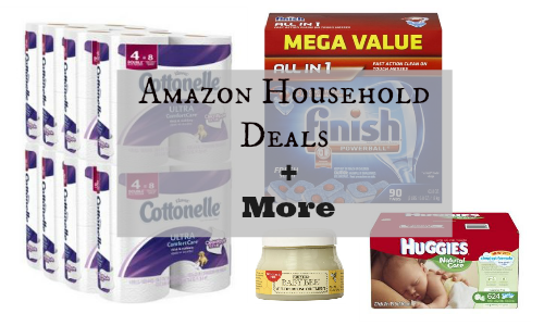 amazon household deals