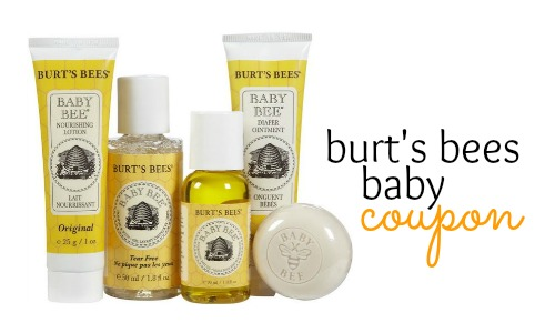 burt's bees coupon
