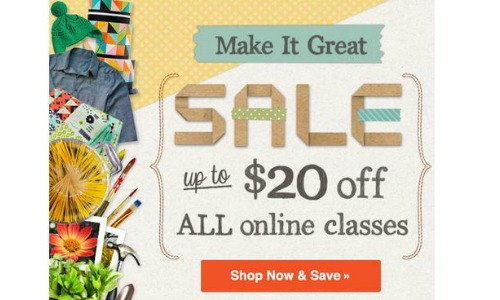 craftsy mothers day sale
