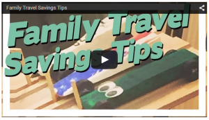 family travel saving tips
