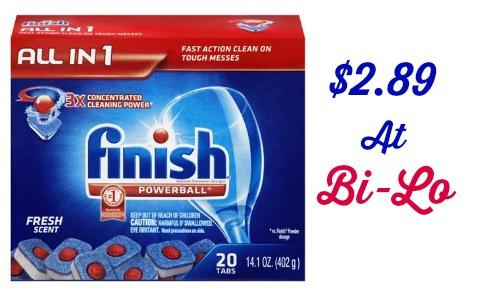 finish detergent