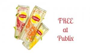 free lipton sparkling iced tea