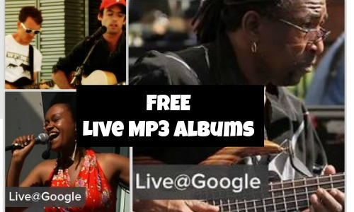 free live mp3 albums
