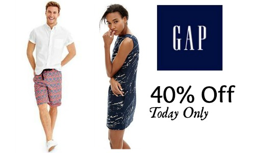 gap coupon code