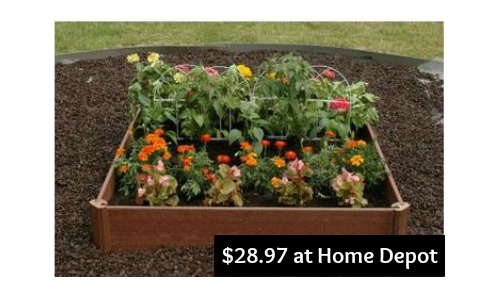 Home Depot Raised Garden Beds Southern Savers