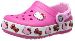 hello kitty clog