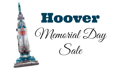 hoover memorial day sale