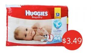 huggies walgreens deal
