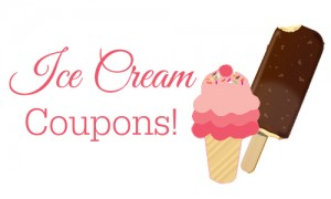 ice cream coupons
