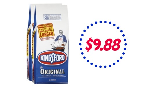 kingsford charcoal twin pack