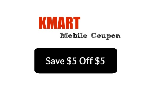 kmart mobile coupon