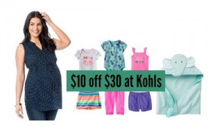kohls baby coupon