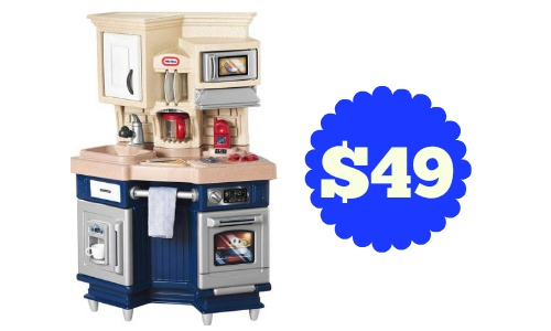 Walmart Deal Little Tikes Kitchen 49 Southern Savers