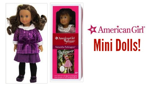 amazon deal  american girl mini dolls   11