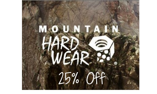mountain hardwear discount code
