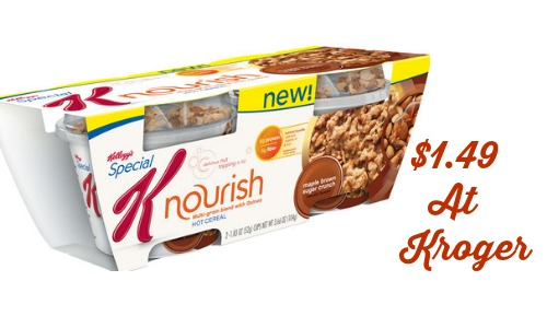 nourish cereal
