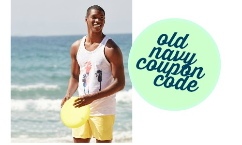 Old Navy: Extra 20% Off Clearance