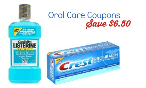 oral care coupons 1