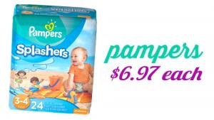 pampers coupons splashers at walmart