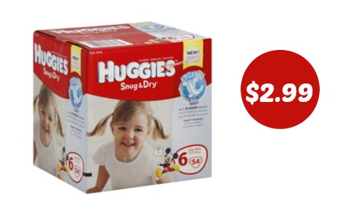 printable huggies diapers