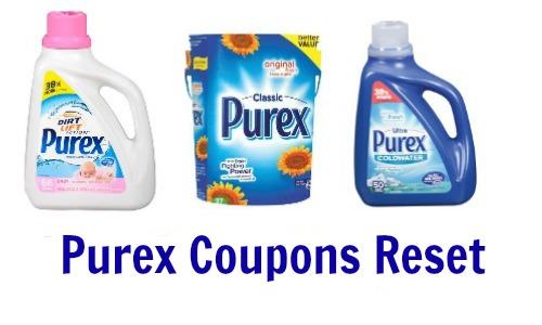 purex reset