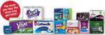Kimberly-Clark Rebate: $5 Off $25 Purchase