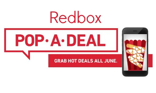 redbox pop-a-deal promotion