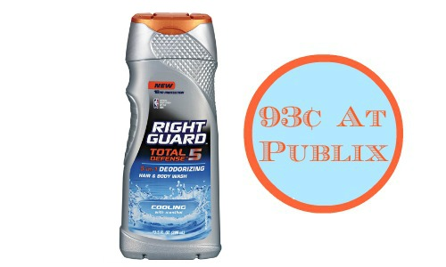 right guard body wash coupon
