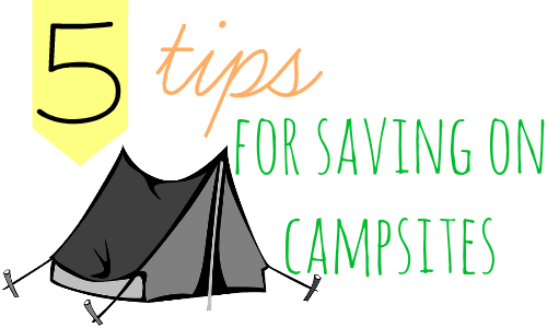 saving on campsites