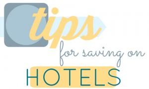 saving on hotels