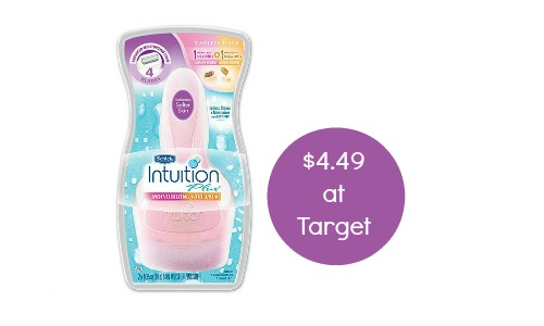 schick intuition deals