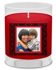 shutterfly photo candles