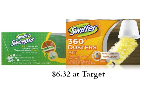 swiffer coupons target deal
