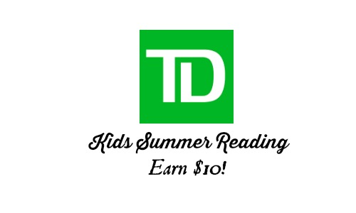 td bank summer reading