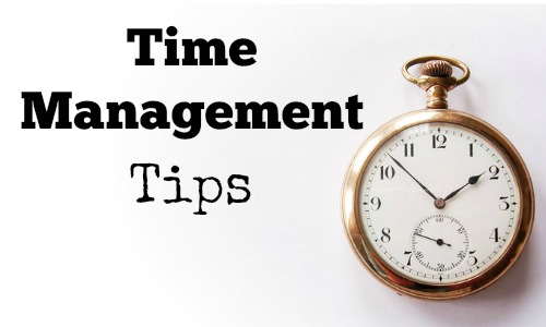 time management tips hangout