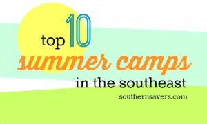 top 10 summer camps
