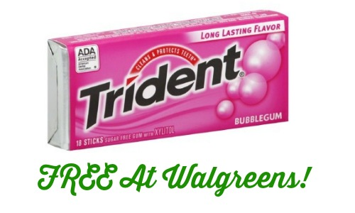 picture regarding Trident Coupons Printable titled Trident Coupon Totally free Gum! :: Southern Savers