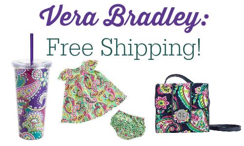 50% Off Vera Bradley + Free Shipping    Southern Savers 7df4ca2b06df8